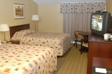 Best Western Barons Hotel & Conference Center: Schlafzimmer OTTAWA