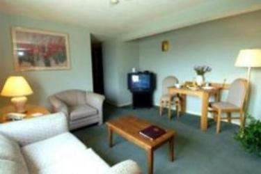 Best Western Barons Hotel & Conference Center: Zimmer- Detail OTTAWA