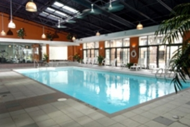 Best Western Barons Hotel & Conference Center: Indoor Swimmingpool OTTAWA