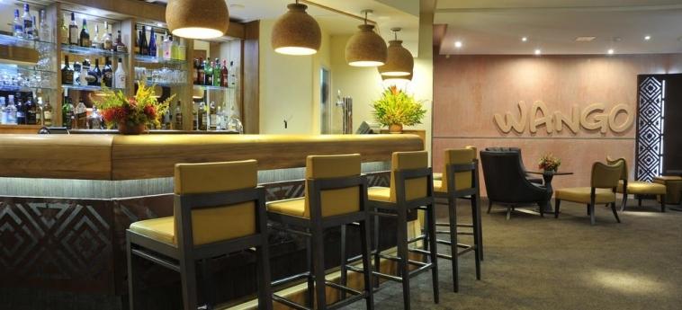 Hotel Sopatel Silmande: Bar OUAGADOUGOU