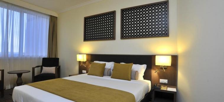 Hotel Sopatel Silmande: Habitación OUAGADOUGOU