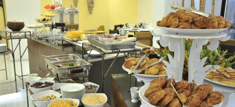 Hotel Sopatel Silmande: Buffet OUAGADOUGOU