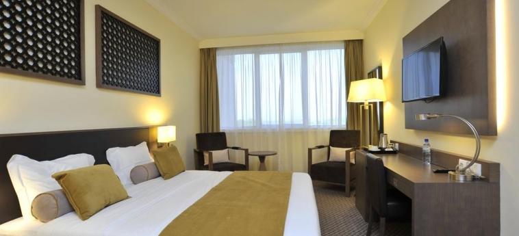 Hotel Sopatel Silmande: Chambre Double OUAGADOUGOU