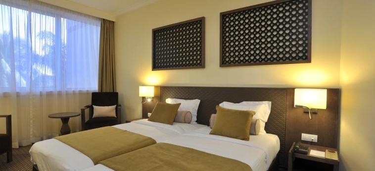 Hotel Sopatel Silmande: Chambre jumeau OUAGADOUGOU