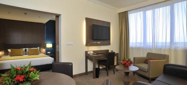 Hotel Sopatel Silmande: Chambre OUAGADOUGOU