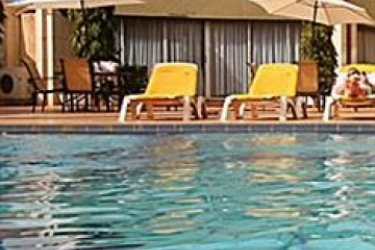 Hotel Splendid: Piscina Exterior OUAGADOUGOU