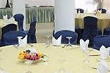 Hotel Splendid: Chambre - Detail OUAGADOUGOU