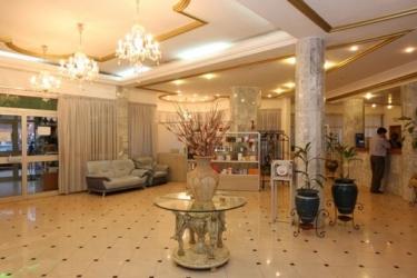 Hotel Splendid: Lobby OUAGADOUGOU