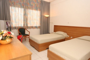 Hotel Splendid: Sauna OUAGADOUGOU