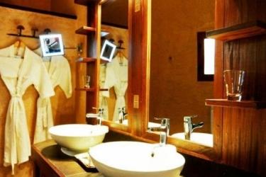 Hotel Splendid: Badezimmer OUAGADOUGOU