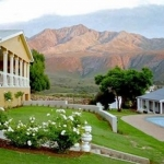 SWARTBERG COUNTRY MANOR 4 Stelle