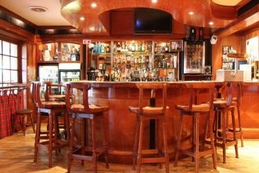 Turnberry Boutique Hotel: Bar OUDTSHOORN
