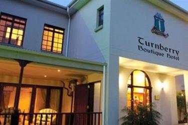 Turnberry Boutique Hotel: Piscine Couverte OUDTSHOORN
