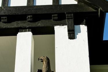 Karoo Soul - Hostel: Außen OUDTSHOORN