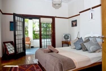 Karoo Soul - Hostel: Gastzimmer Blick OUDTSHOORN