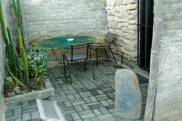 Karoo Soul - Hostel: Terrasse/Patio OUDTSHOORN