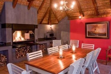 Miles B&b Guesthouse: Dining OUDTSHOORN