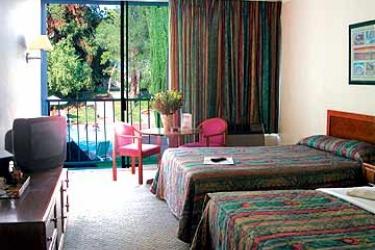 Hotel Oudtshoorn Inn: Camera Matrimoniale/Doppia OUDTSHOORN
