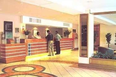 Hotel Oudtshoorn Inn: Lobby OUDTSHOORN