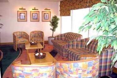 Hotel Oudtshoorn Inn: Lounge OUDTSHOORN