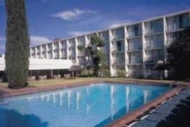 Hotel Oudtshoorn Inn: Piscina Esterna OUDTSHOORN