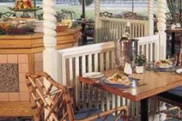 Hotel Oudtshoorn Inn: Ristorante OUDTSHOORN