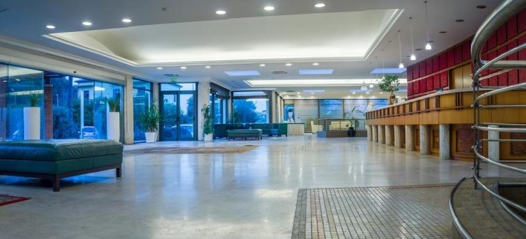 Grand Hotel Paestum: Hall PAESTUM - SALERNO