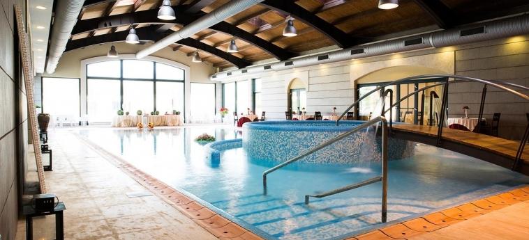 Grand Hotel Paestum: Indoor Swimmingpool PAESTUM - SALERNO