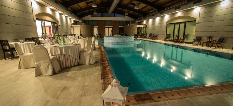 Grand Hotel Paestum: Pool PAESTUM - SALERNO