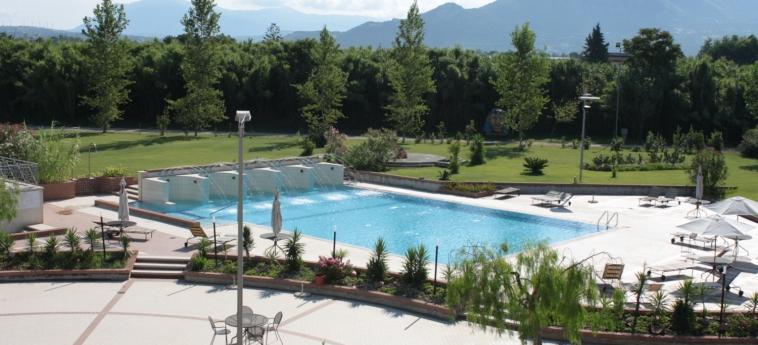 Grand Hotel Paestum: Swimming Pool PAESTUM - SALERNO