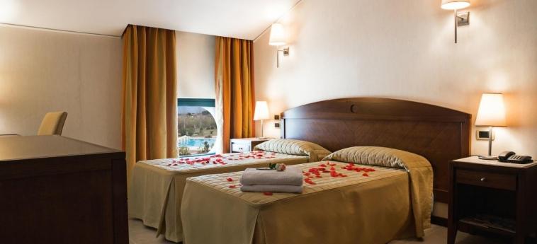 Grand Hotel Paestum: Twin Room PAESTUM - SALERNO