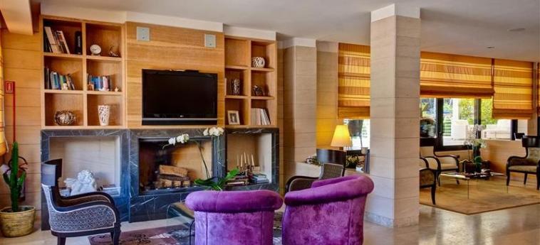 Esplanade Boutique Hotel, Bw Premier Collection: Lobby PAESTUM - SALERNO