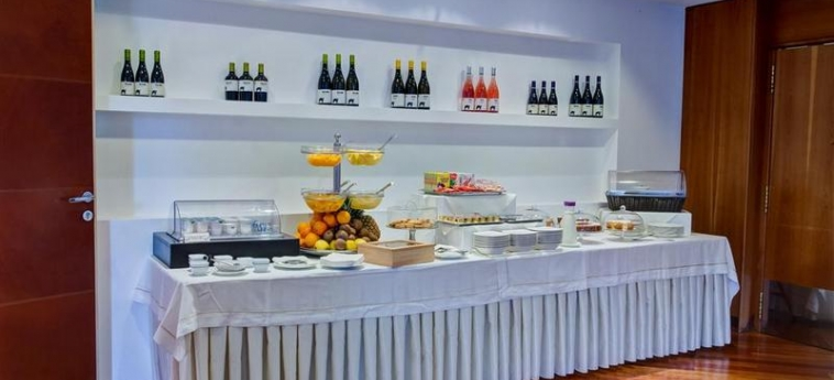 Esplanade Boutique Hotel, Bw Premier Collection: Restaurant PAESTUM - SALERNO