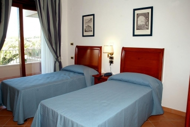 Hotel Minerva Resort: Camera Doppia - Twin PAESTUM - SALERNO