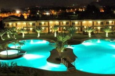 Hotel Minerva Resort: Außen PAESTUM - SALERNO