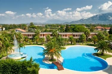 Hotel Minerva Resort: Außenschwimmbad PAESTUM - SALERNO