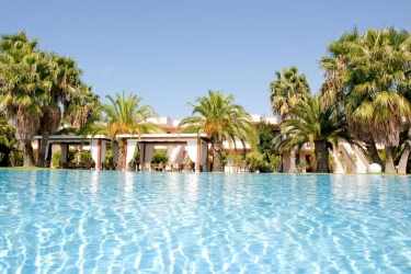 Hotel Minerva Resort: Detail PAESTUM - SALERNO
