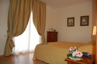 Hotel Minerva Resort: Doppelzimmer  PAESTUM - SALERNO