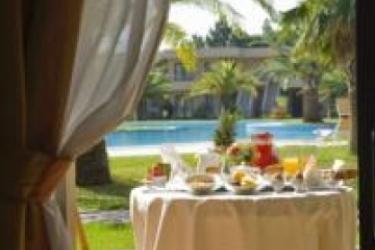 Hotel Minerva Resort: Garten PAESTUM - SALERNO