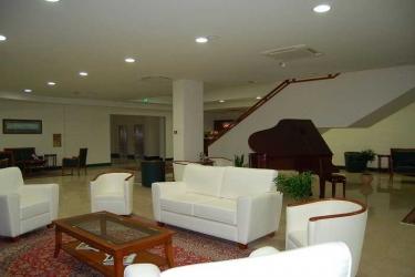 Hotel Minerva Resort: Lobby PAESTUM - SALERNO