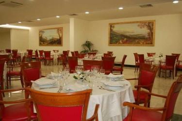 Hotel Minerva Resort: Restaurant PAESTUM - SALERNO