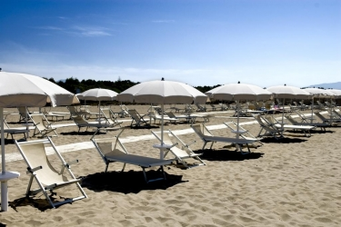 Hotel Minerva Resort: Strand PAESTUM - SALERNO