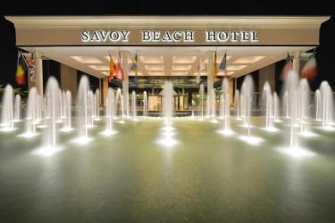 Hotel Savoy Beach: Extérieur PAESTUM - SALERNO