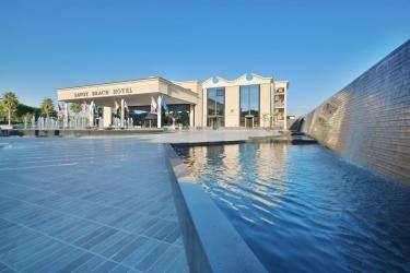 Hotel Savoy Beach: Exterieur PAESTUM - SALERNO