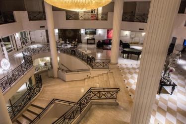 Hotel Savoy Beach: Hall PAESTUM - SALERNO