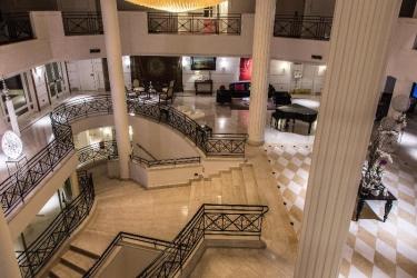 Hotel Savoy Beach: Lobby PAESTUM - SALERNO