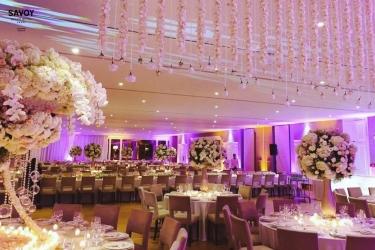 Hotel Savoy Beach: Salle Cérémonie PAESTUM - SALERNO