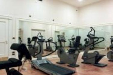 Hotel Savoy Beach: Salle de Gym PAESTUM - SALERNO
