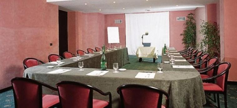Hotel Clorinda: Konferenzraum PAESTUM - SALERNO