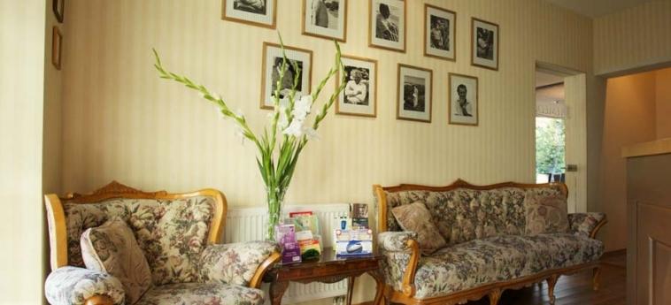 Hotel Vila Diemedis: Hall PALANGA